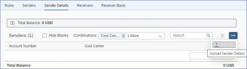 SAP S/4HANA screenshot