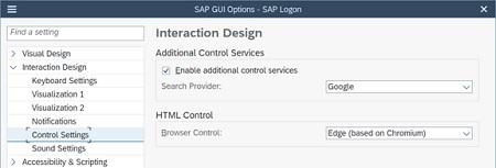 SAP GUI multi monitor option