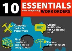 Complete SAP Work Orders
