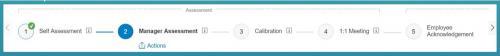 SAP SuccessFactors Screen Shot