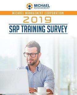 SAP training survey