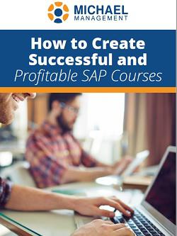 How to Create Successful and Profitable SAP Courses