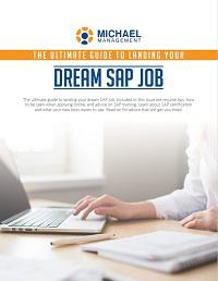 Ultimate Guide To Landing Your Dream SAP Job