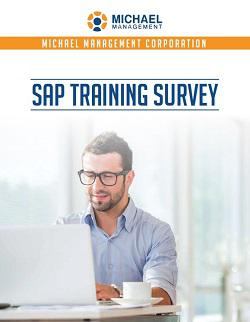 SAP Training Survey by Michael Management