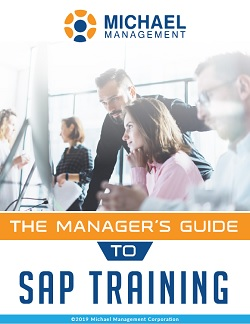 Download The Manager's Guide To SAP training eBook