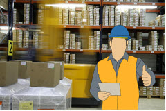 SAP Requisitions for Materials within Orders