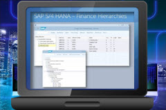 SAP S/4 HANA Cost Object Hierarchy