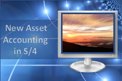 Functional Overview of New Asset Accounting in S/4HANA