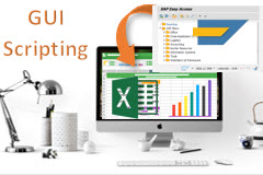 Exporting Data from SAP using GUI scripting