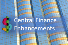 S/4HANA-Central Finance Enhancements