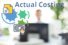 SAP Material Ledger / Actual Costing: End-to-End Scenario