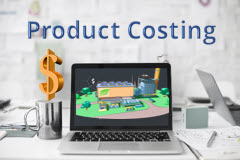 Product Cost Controlling: End-to-End Scenario