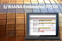 Introduction to S/4HANA Embedded PP/DS