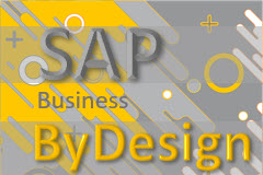 SAP Business ByDesign User Interface Navigation