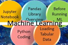 Machine Learning - Python and Pandas Fundamentals