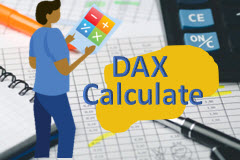 The CALCULATE Function in DAX