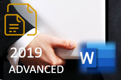 Microsoft Word 2019 Advanced Course