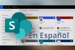 Lo Elemental de SharePoint en la Web