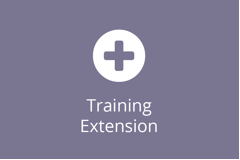 Training Course Extension