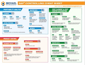 Download the SAP CO Cheat Sheet