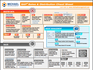 Download Your SAP Cheat Sheet