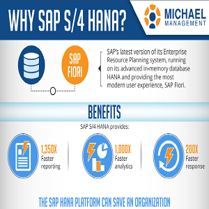 SAP S4HANA features and benefits